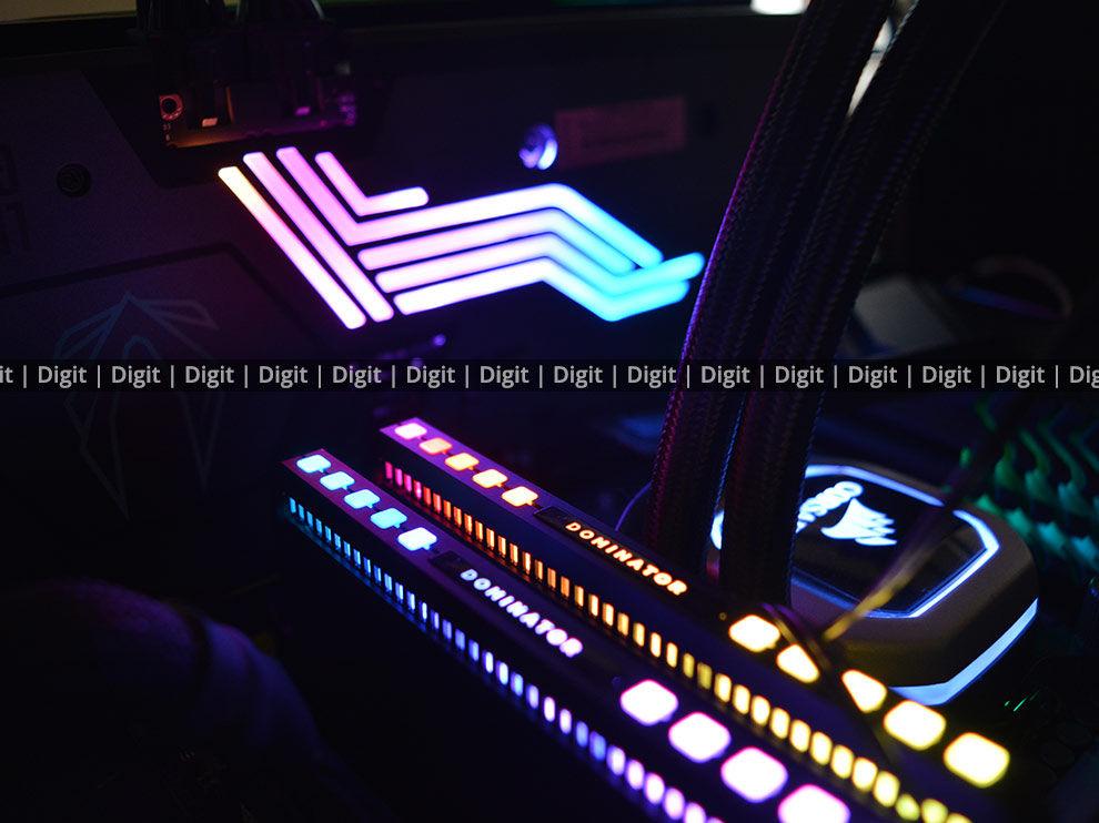 ZOTAC RTX 3080 Ti AMP Holo Back RGB