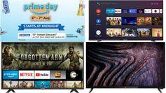 Amazon Prime Day 2020 Sale: 32 इंच TVs पर बेस्ट डील्स