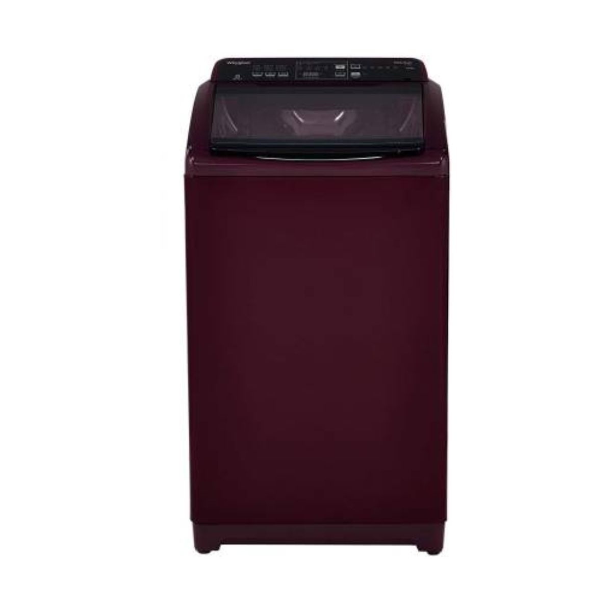 Whirlpool 7 kg Fully-Automatic மேலே Loading Washing Machine wine (WHITEMAGIC ELITE)