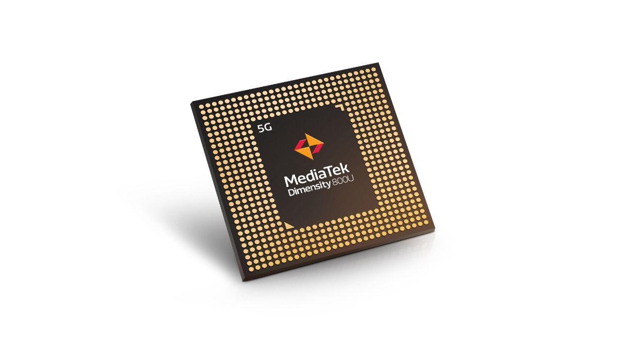 MediaTek Dimensity 800U announced in India with new 5G phones set to debut in January 2021