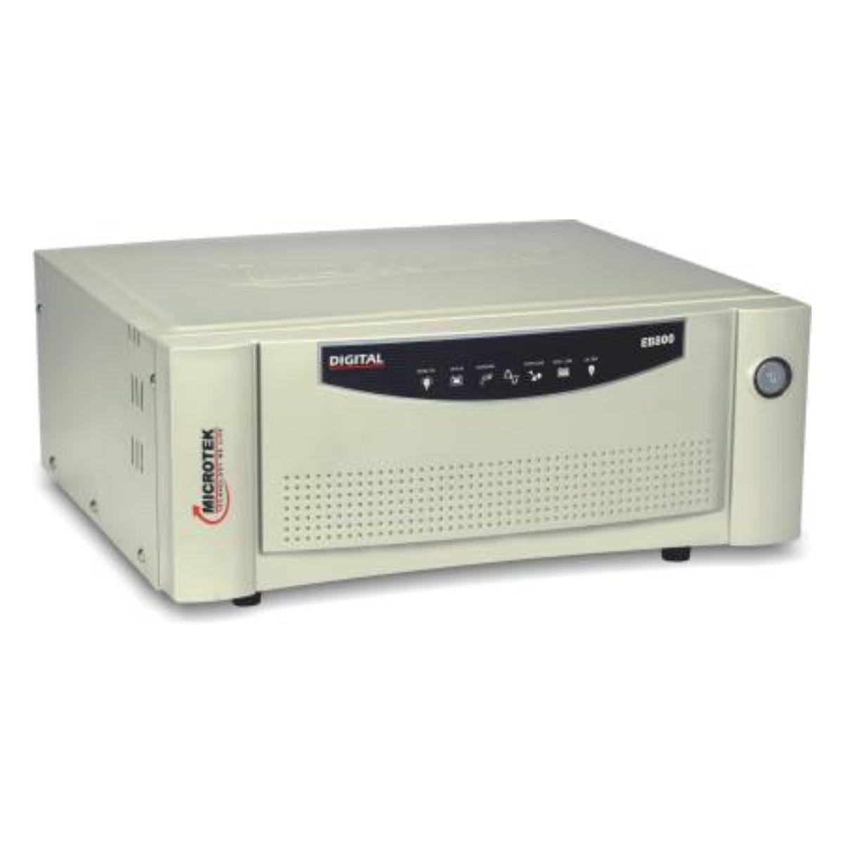 Microtek UPS EB 800VA Square Wave Inverter