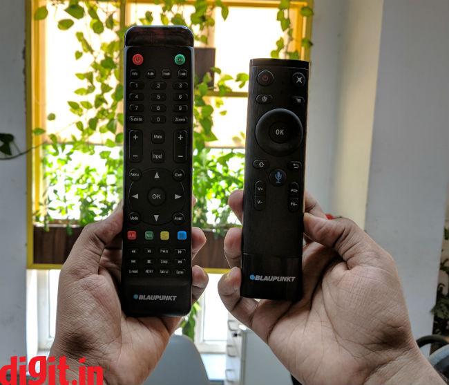 Blaupunkt 49-inch 4K UHD Smart TV First Impression: Focusing on the