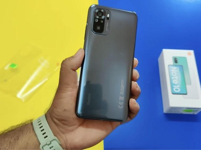 A new unboxing video of the Redmi Note 10 has been posted on YouTube