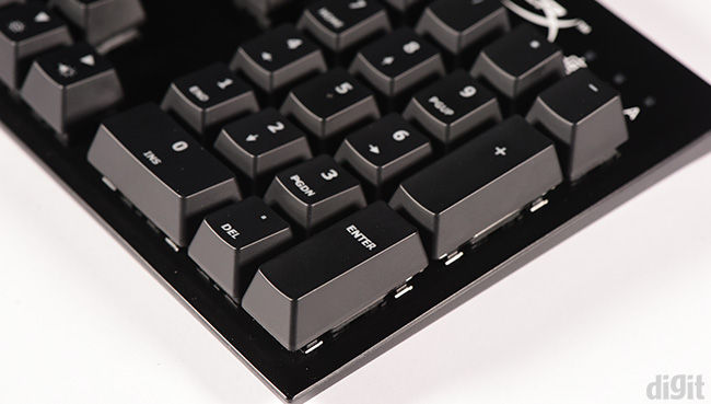Kingston HyperX Alloy FPS numpad