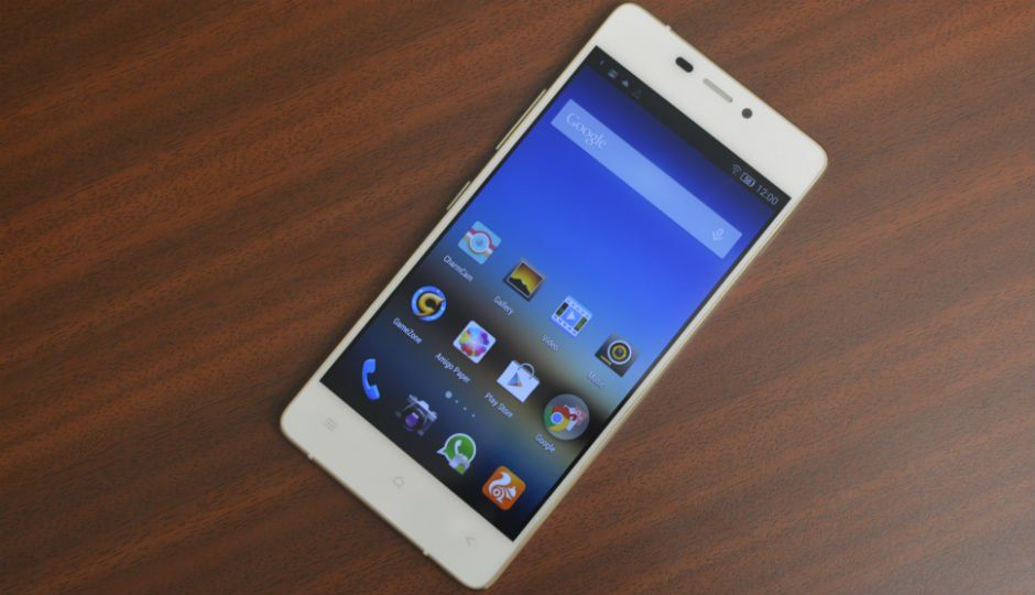 best current smartphone gionee to unveil an ultra slim phone at mwc 2015 digit in 890