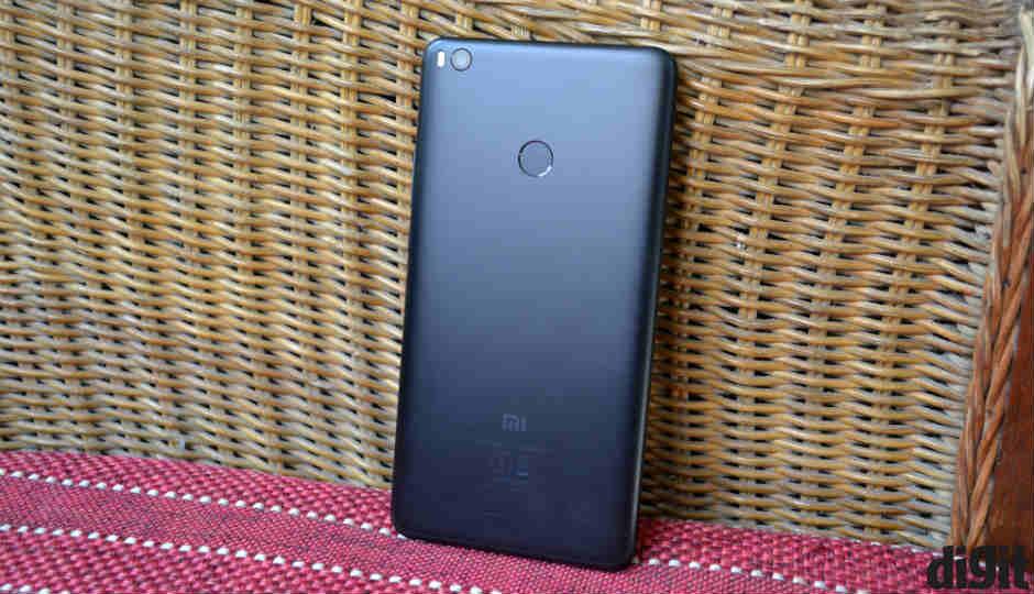 מפואר Xiaomi Mi Max 2 Review | Digit.in AP-35