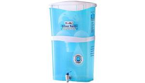 B.nova Silver Nano 26 L UF Water Purifier (White, Blue)
