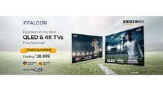आईफैल्कन (iFFALCON) ने Amazon.in पर 4K UHD और QLED के औपचारिक लॉन्च की घोषणा की