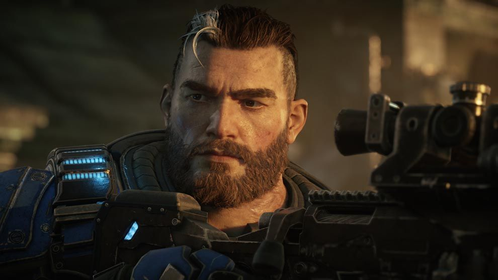 Gears Tactics features new lead characters such as Gabriel Diaz and Sid Redburn