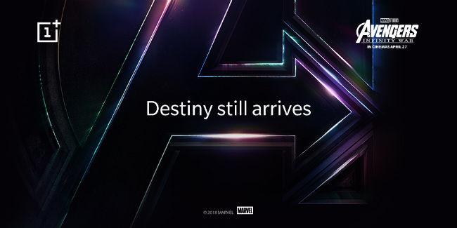 OnePlus offers 6,000 free Avengers: Infinity War tickets across I...