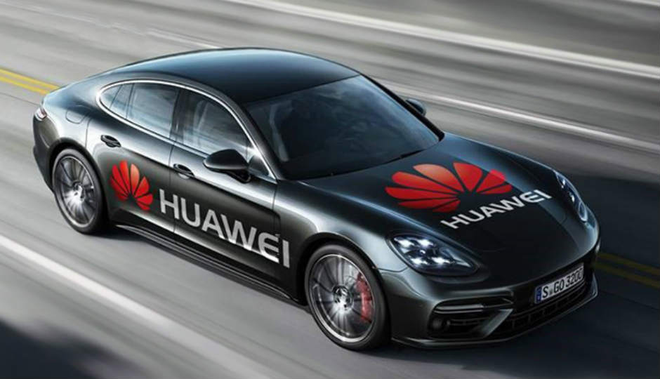 Huawei to showcase world\'s 1st smartphone-driven car | Digit.in