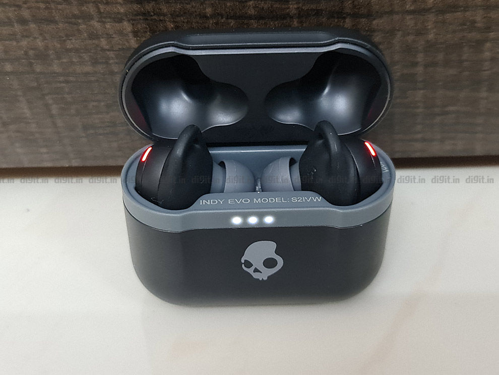 Skullcandy Indy Evo truly wireless earphones