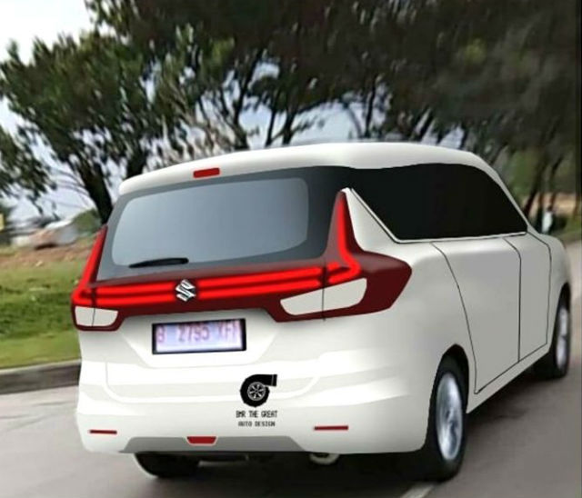 Here's what to expect from the upcoming Maruti Suzuki Ertiga