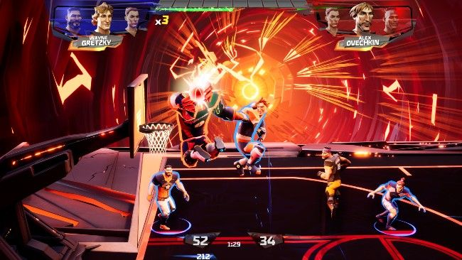 Apple Arcade Ultimate Rivals: The Court