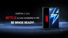 రియల్మి 6 మరియు రియల్మి 6 ప్రో యూజర్లకు శుభవార్త : ఇక Netflix ని HD లో ఎంజాయ్ చెయ్యండి