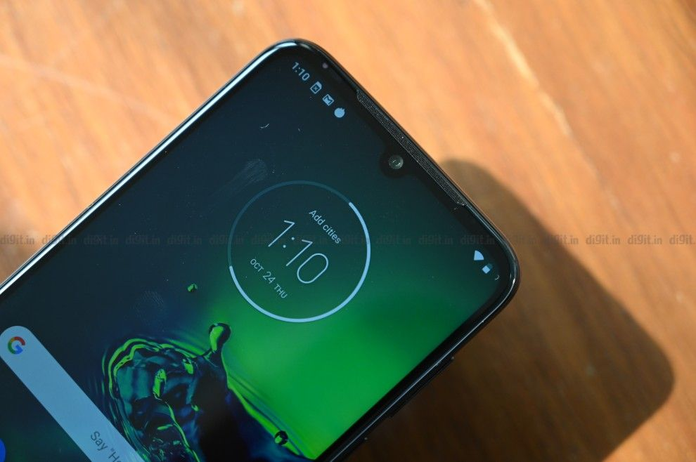 Moto G8 Plus review Prakhar khanna