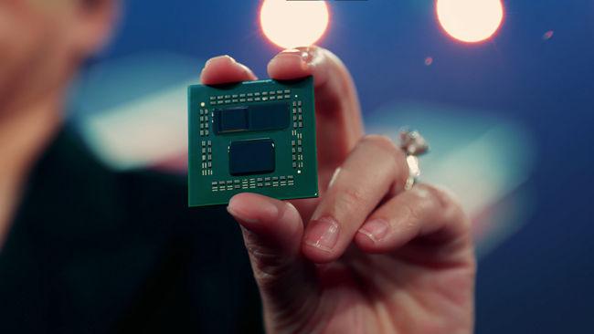 AMD Zen 3 Ryzen डेस्कटॉप प्रोसेसर पर 3D V-Cache