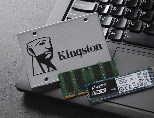SSDs in laptops