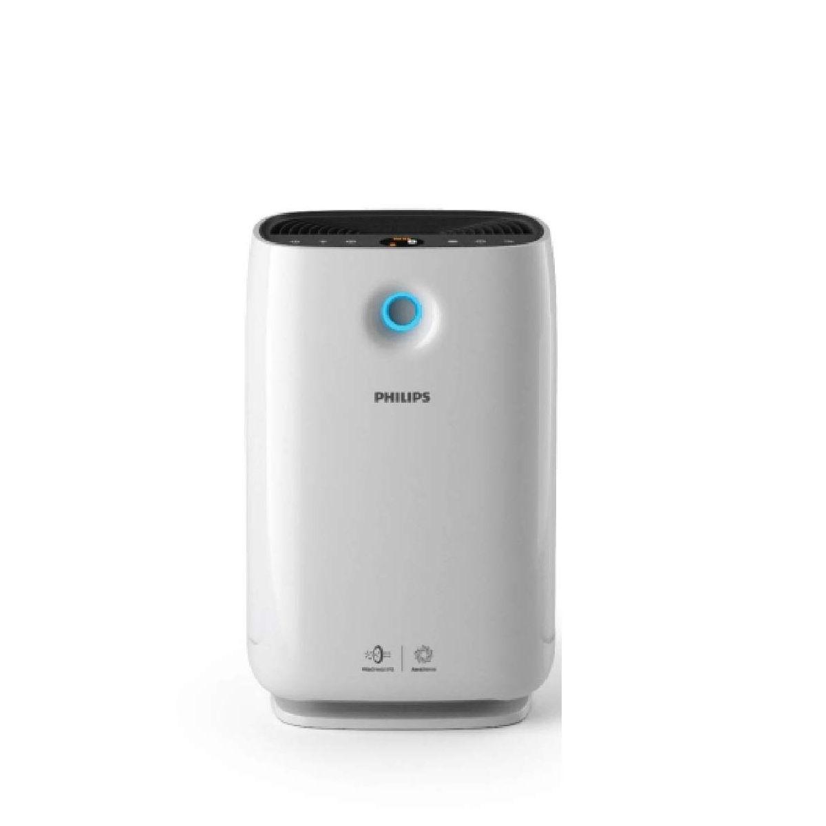 ఫిలిప్స్ AC2887/20 WITH PM2.5 ప్రదర్శన Portable Air Purifier ( White )