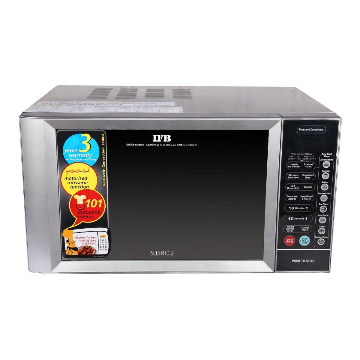 ಐಏಫ್ಬ 30SRC2 30 L Convection Microwave Oven