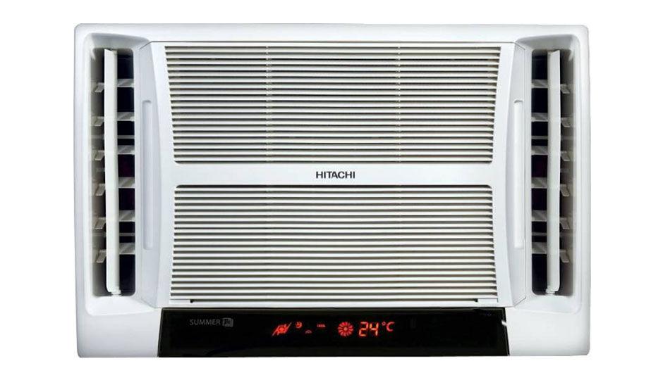 hitachi 1 5 ton 5 star window ac price in india specification