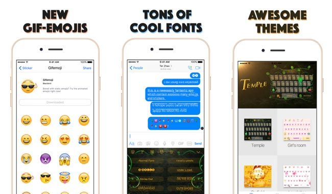 Must try emoji keyboards for Android and iOS