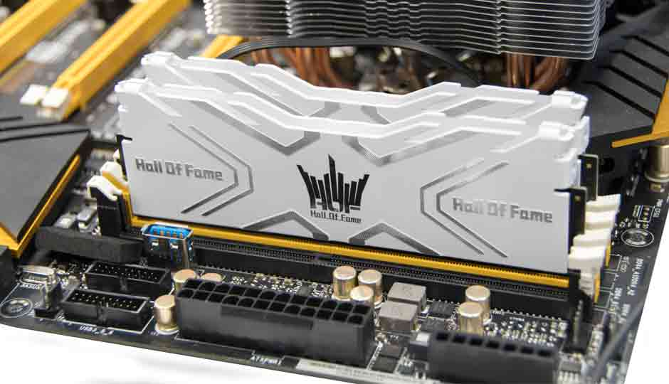 GALAX unveils Hall of Fame DDR4 4000MHz OC Lab special