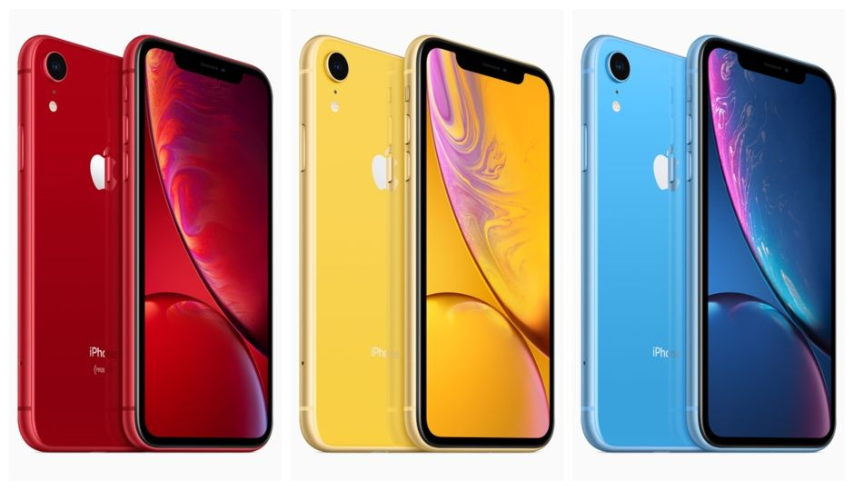 b08d10eaa93 Apple's colourful iPhone XR to go on sale in India starting 6PM today