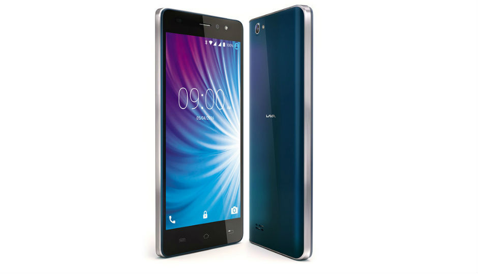 Lava X50 is a big screen phone that's easy to use
