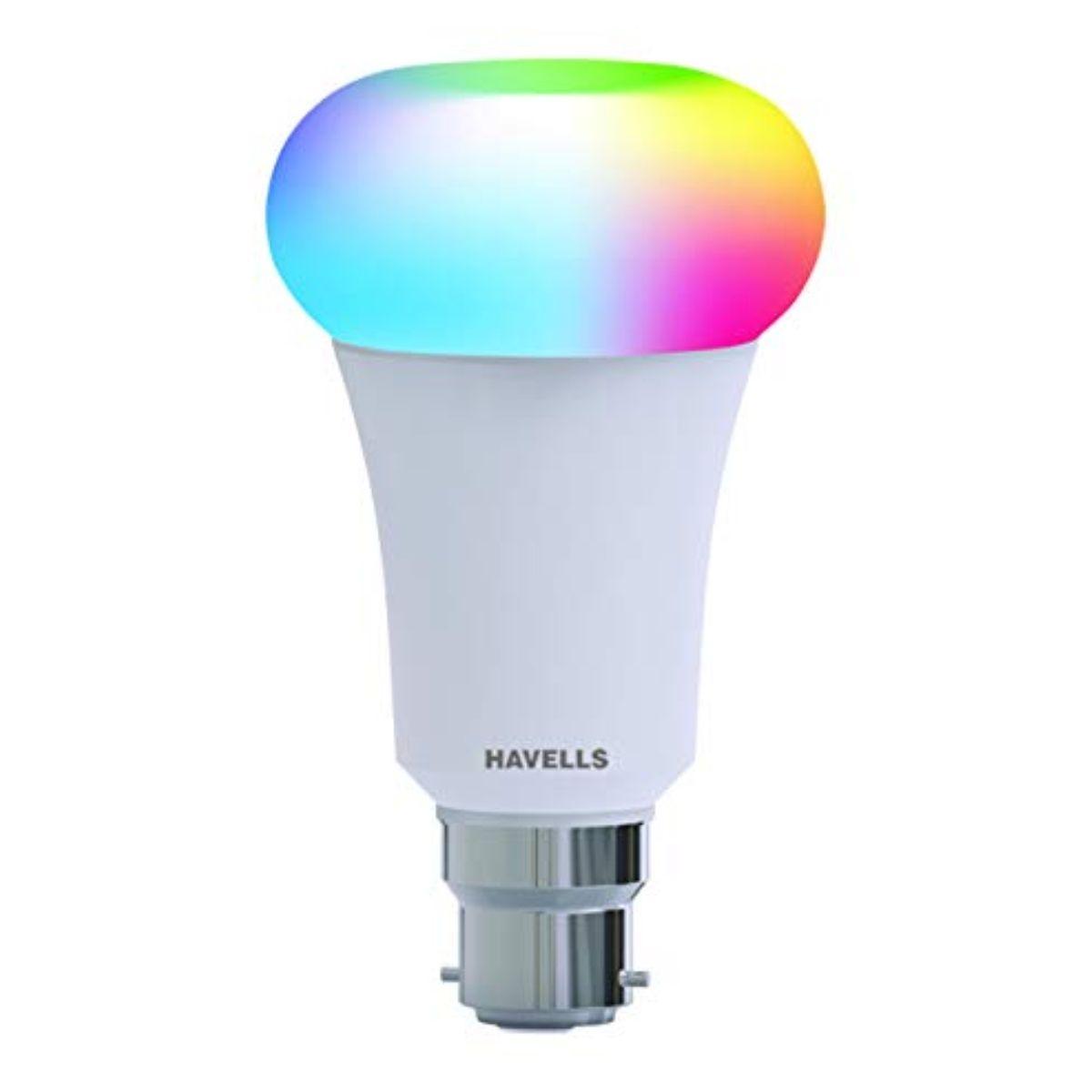 Havells Glamax 9W B22 Smart Bulb