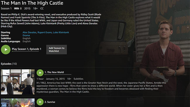 First impressions: Amazon Prime Video | Digit