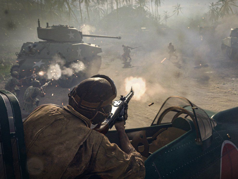 Call of Duty Vanguard is an upcoming FPS game.