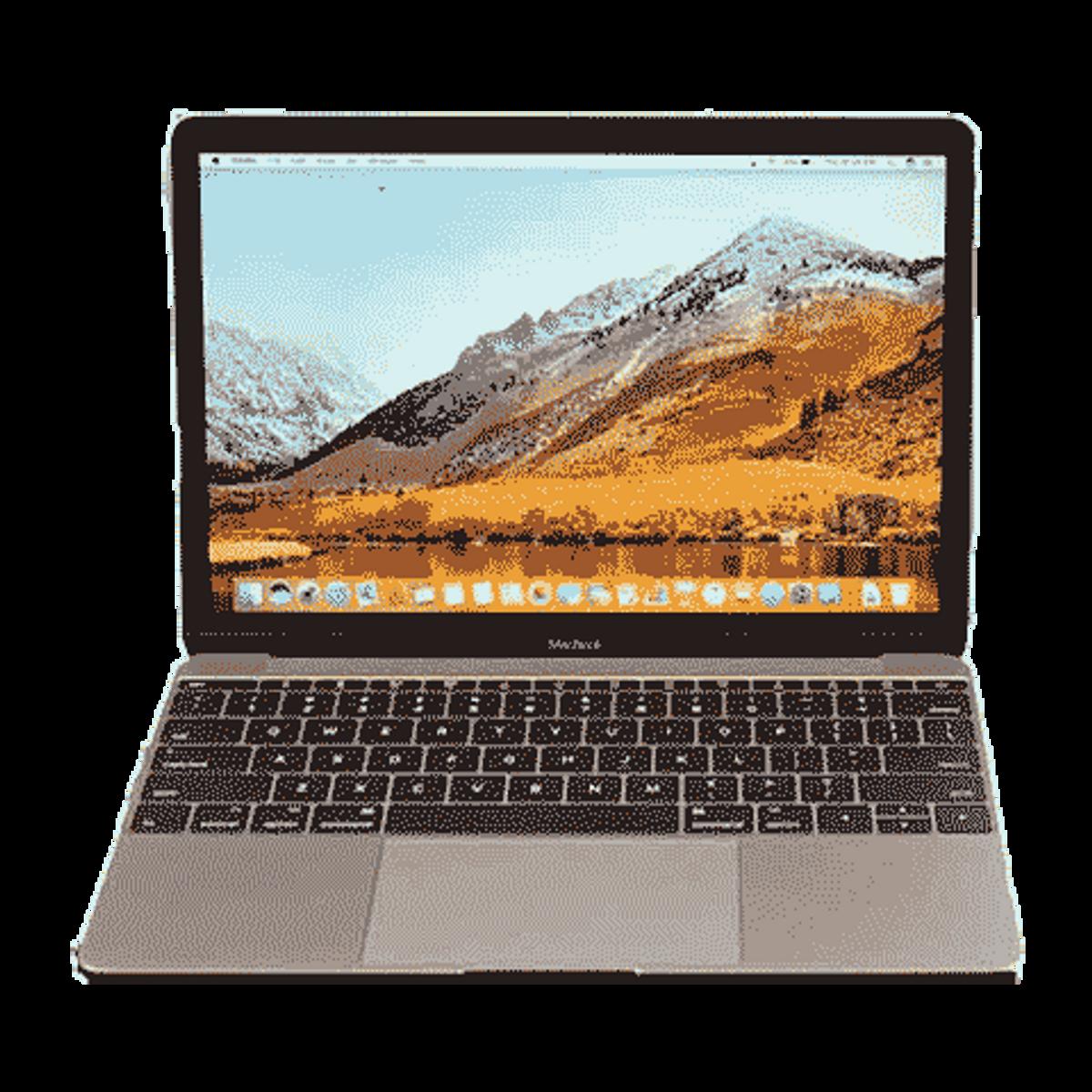 ऍप्पल Macbook 2017