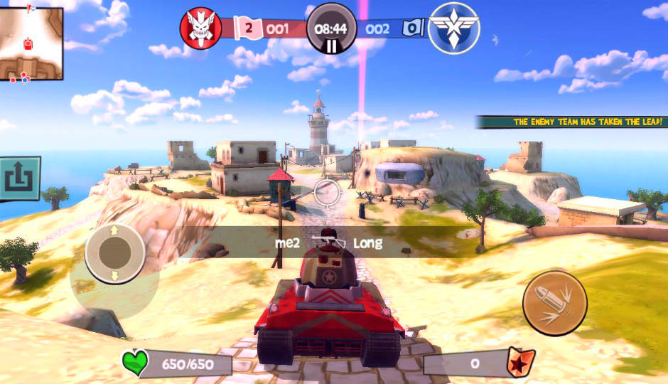 Slide 1 The 15 Best Multiplayer Games On Android Slideshow