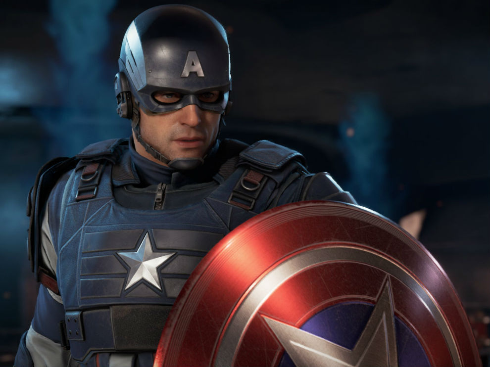 Captain America is one of the playable characters in Marvel's Avengers.