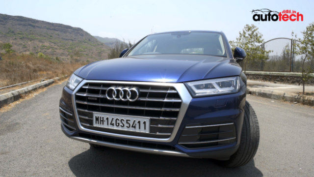 2018 Audi Q5 technology, drive review: Understated elegance