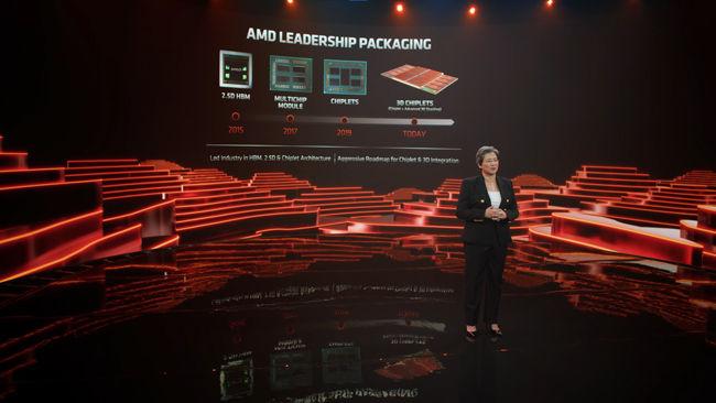 AMD COMPUTEX 2021 कीनोट 3D V-Cache