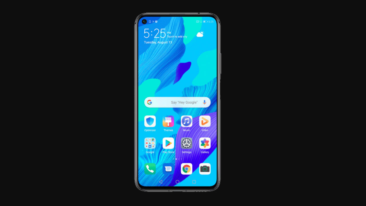 Huawei Nova 5t To Sport 5 5 Inch Punch Hole Display 8gb Ram