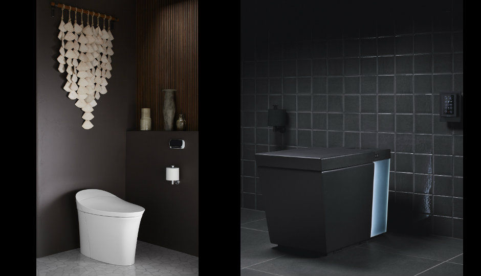Kohler Announces Smart Toilets With Bluetooth Sd Card