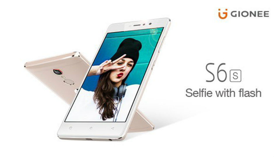 Gionee may launch selfie-centric S6s smartphone on August ...