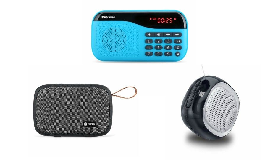 Best Bluetooth Speaker Deals Under Rs 1 000 On Paytm Mall Ahiu Tech