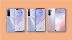 Huawei Nova 7 series with 5G support announced alongside MatePad 10.4