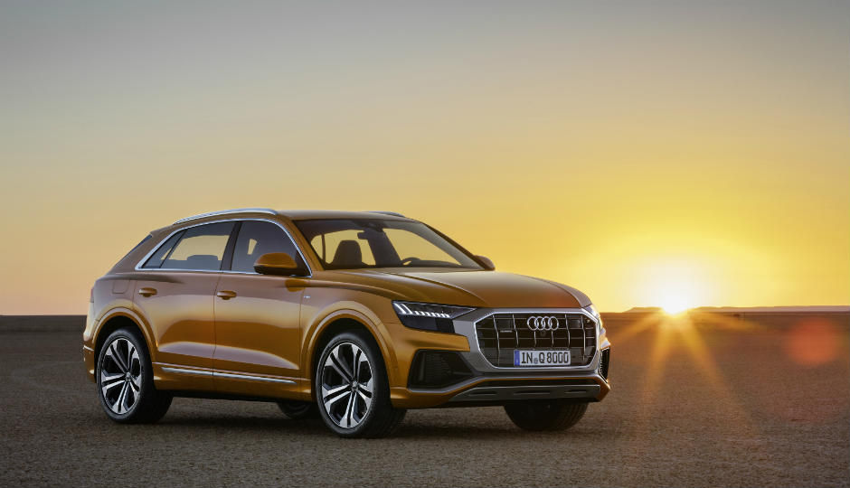 In Photos The 2019 Audi Q8 Is Audi S Stunning New Flagship Suv