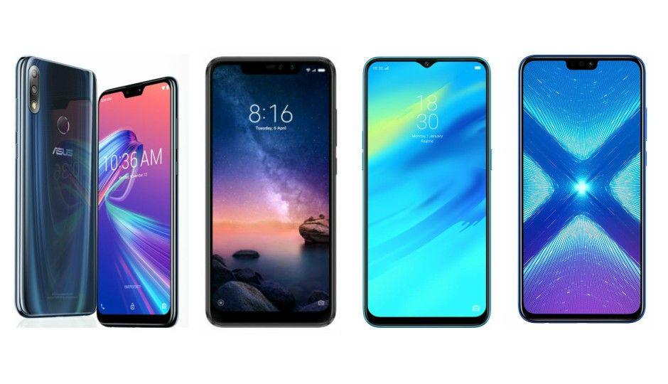 Specs comparison: Asus Zenfone Max Pro M2 vs Xiaomi Redmi Note 6 Pro
