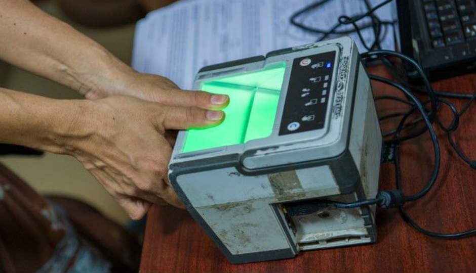 Aadhaar based biometric authentication to be used across Indian a...