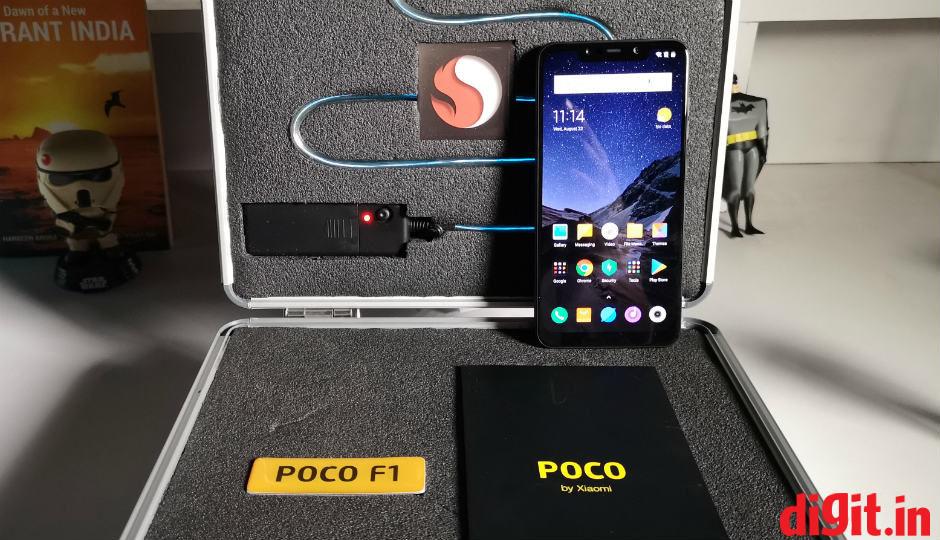 Xiaomi Poco F1 MIUI 108124 beta update brings 960fps slo-mo videos, Super Low-Light mode