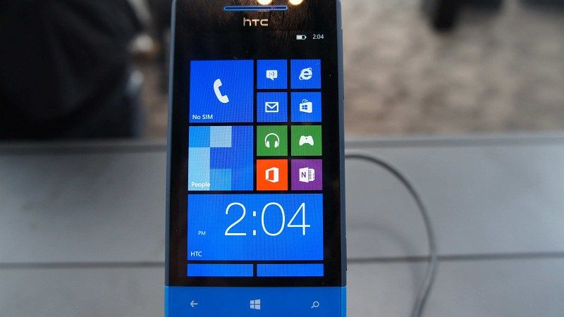 First Impressions Htc Windows Phone 8s