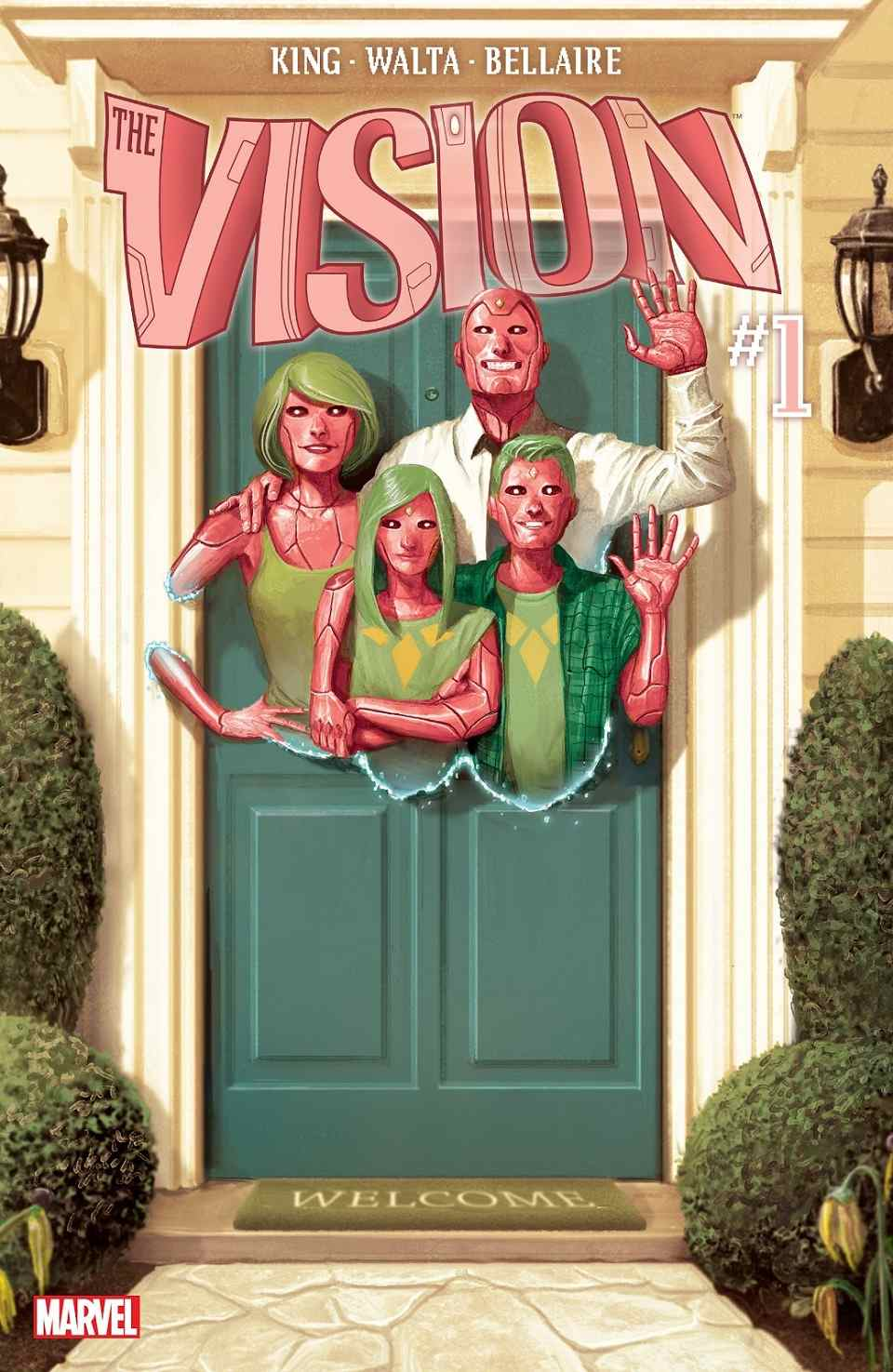 Vision 2015 limited series