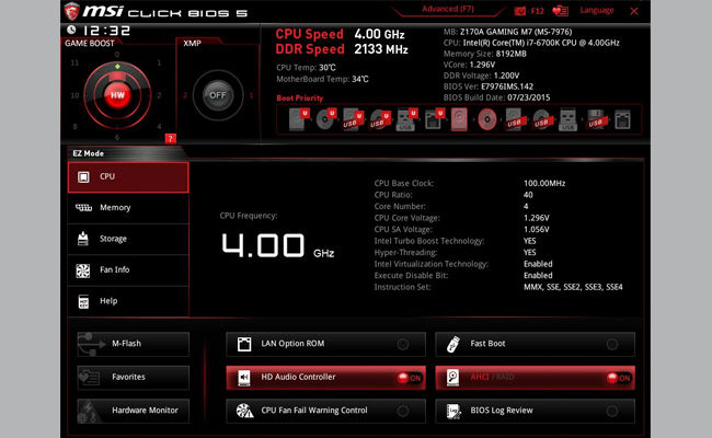 MSI-Z170A-Gaming-M7-Motherboard-Skylake-BIOS