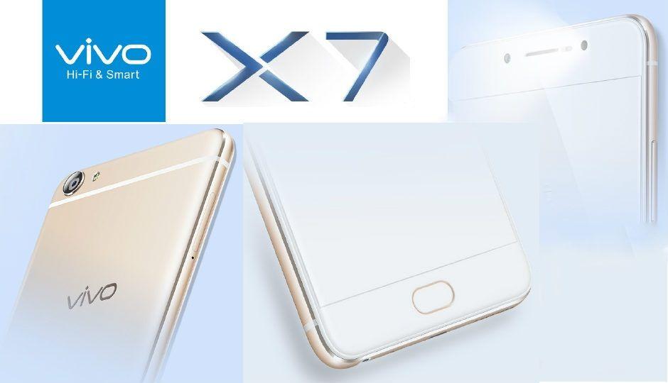 Vivo X7 teased on Weibo, may run on Helio X25
